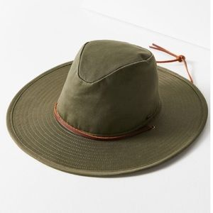 Brixton Ranger II Hat in Light Olive